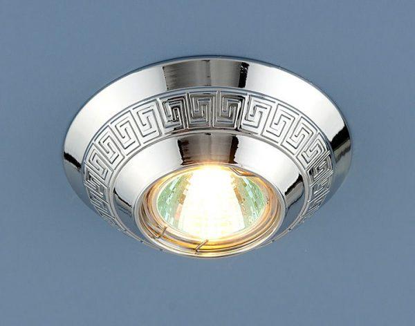 Точечный светильник 120092 CH (хром)