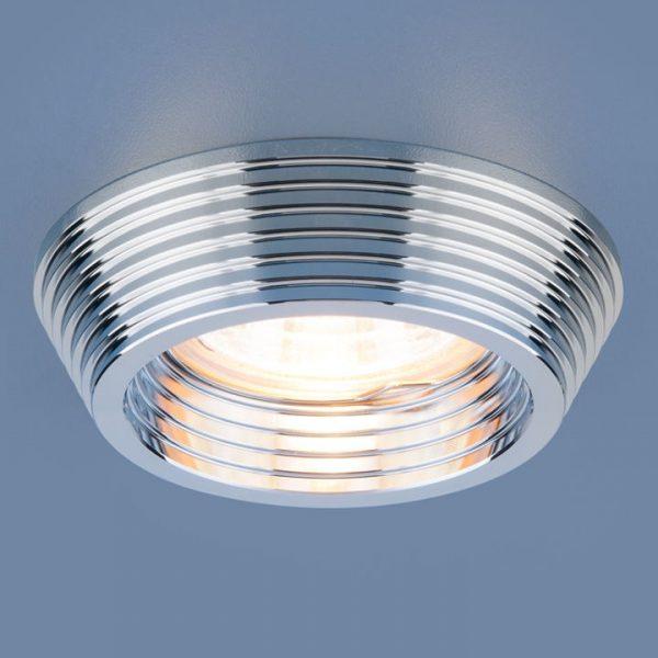 Точечный светильник 6066 MR16 CH хром