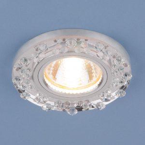Точечный светильник 8260 MR16 SL зеркальный/серебро