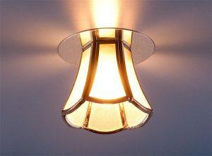 Точечный светильник 8375 CH (хром)