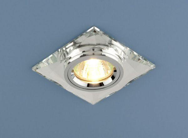 Точечный светильник 8470 MR16 SL зеркальный/серебро
