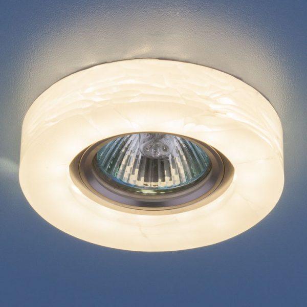 Точечный светильник со светодиодами 6062 MR16 WH белый 2