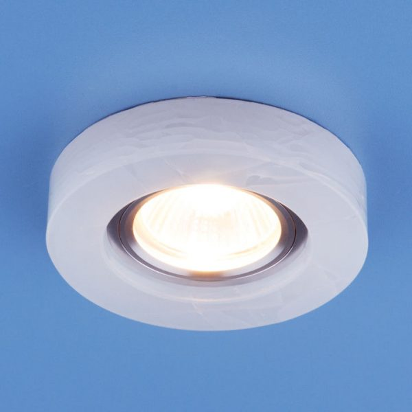 Точечный светильник со светодиодами 6062 MR16 WH белый 1