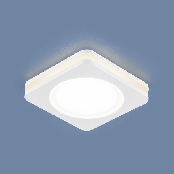 Точечный светильник со светодиодами DSK80 5W 3300K