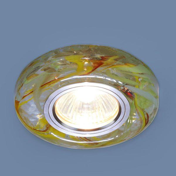 Точечный светодиодный светильник 2191 MR16 CL/YL/GR прозрачный/желтый/зеленый 2