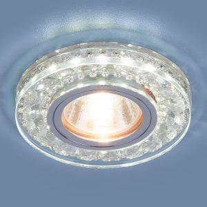 Точечный светодиодный светильник 2192 MR16 CL прозрачный