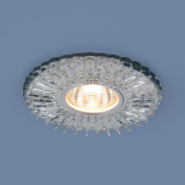 Точечный светодиодный светильник 2204 MR16 CL 1