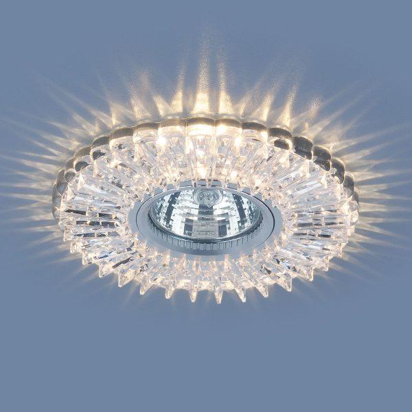 Точечный светодиодный светильник 2204 MR16 CL 2