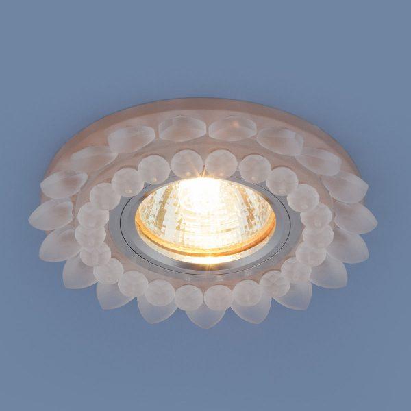 Встраиваемый потолочный светильник с LED подсветкой 2208 MR16 Fruit Ice фруктовый лед 1