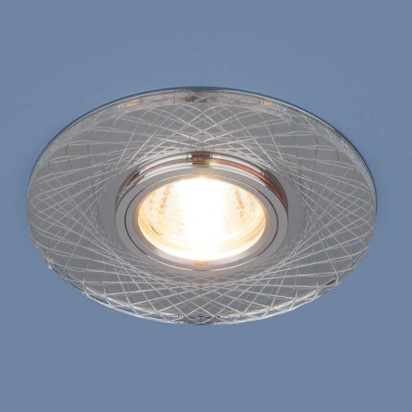 Точечный светодиодный светильник 8091 MR16 SL/CH зеркальный/хром 2