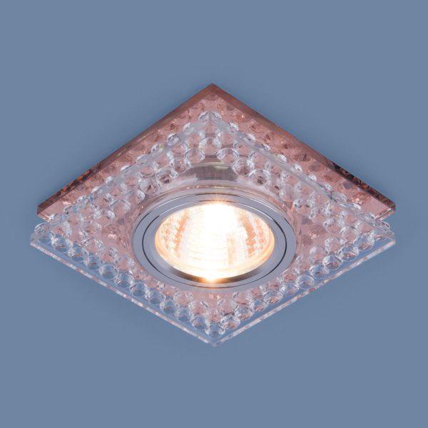 Точечный светодиодный светильник 8391 MR16 CL/GC прозрачный/тонированный 1
