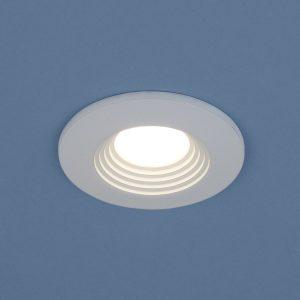 Точечный светодиодный светильник 9903 LED 3W COB WH белый