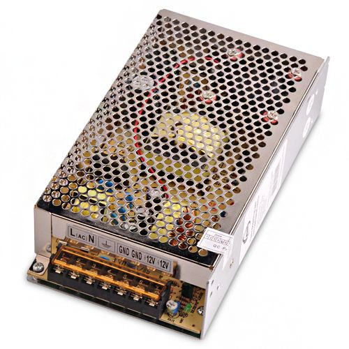 Трансформатор для светодиодной ленты 12V 150W 150W 12V IP00