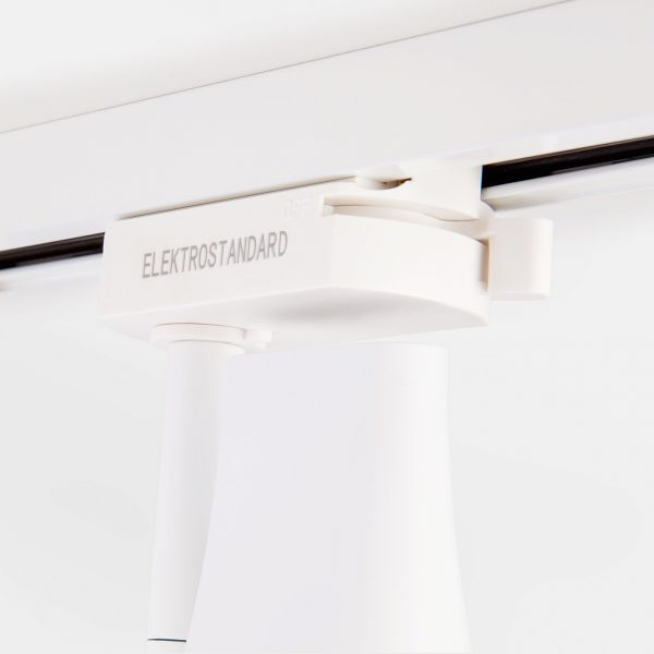 Трековый светодиодный светильник для однофазного шинопровода Hardi Белый 9W 4200K LTB18 11