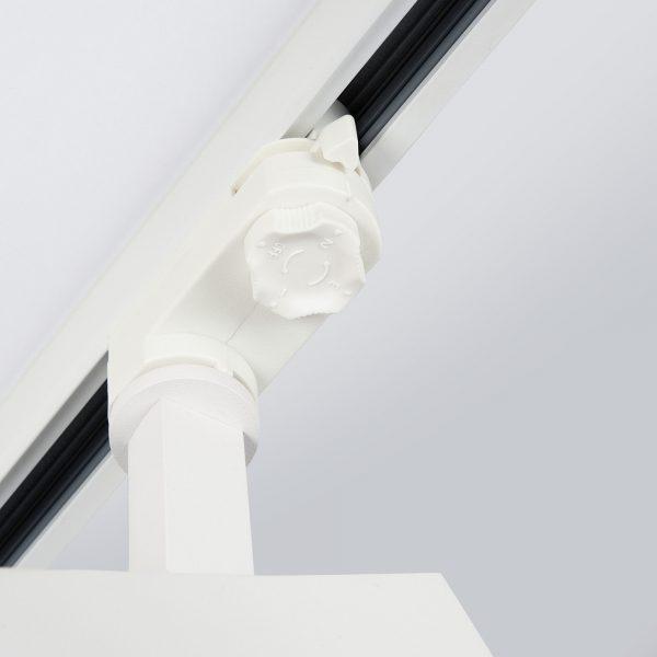 Трековый светодиодный светильник для трехфазного шинопровода Vista Белый 32W 3