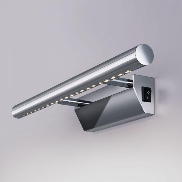 Trinity Neo SW LED хром Настенный светодиодный светильник MRL LED 1001 2