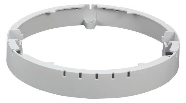 Универсальный накладной/встраиваемый потолочный светодиодный светильник DLR020 18W 4200K 5