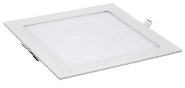 Универсальный накладной/встраиваемый потолочный светодиодный светильник DLS020 18W 4200K 5