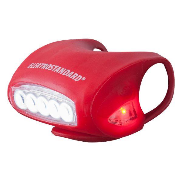 Велосипедный светодиодный фонарь Forward красный
