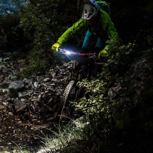 Велосипедный светодиодный фонарь Marker 1
