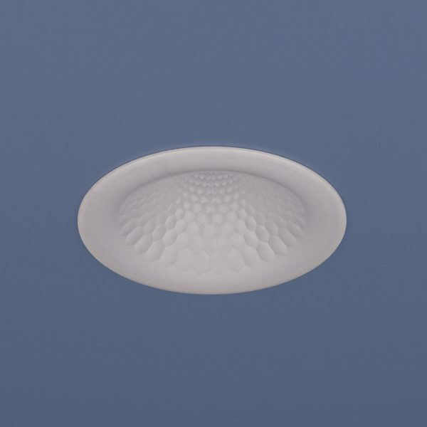 Встраиваемый потолочный светодиодный светильник 9904 LED 5W WH белый 1