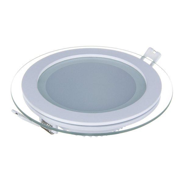 Встраиваемый потолочный светодиодный светильник DLKR160 12W 4200K белый 3