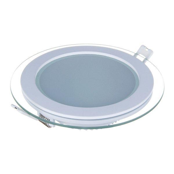 Встраиваемый потолочный светодиодный светильник DLKR200 18W 4200K белый 2