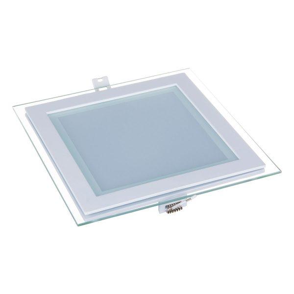 Встраиваемый потолочный светодиодный светильник DLKS200 18W 4200K белый 2