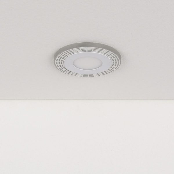 Встраиваемый потолочный светодиодный светильник DSS001 3+3W 4200K 1