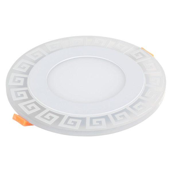 Встраиваемый потолочный светодиодный светильник DSS002 7+3W 4200K 5