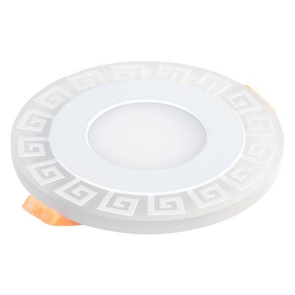 Встраиваемый потолочный светодиодный светильник DSS002 3+3W 4200K 5