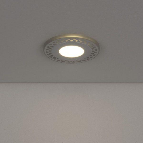 Встраиваемый потолочный светодиодный светильник DSS003 3+3W 4200K 3