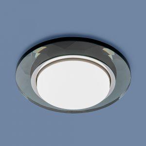 Встраиваемый точечный светильник 1061 GX53 Grey серый