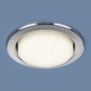 Встраиваемый точечный светильник 1066 GX53 CH хром