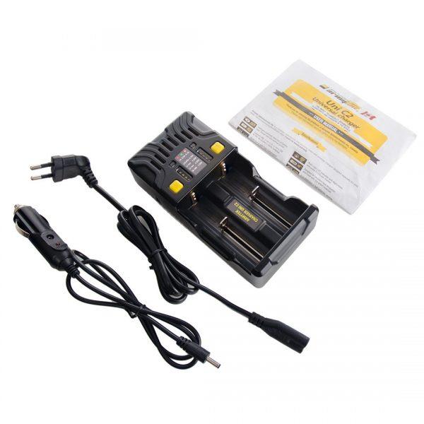 Зарядное устройство Armytek Uni C2 2