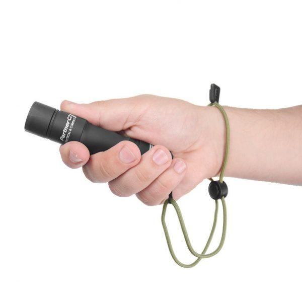 Тактический фонарь Armytek Partner C2 v3 XP-L (белый свет) 2