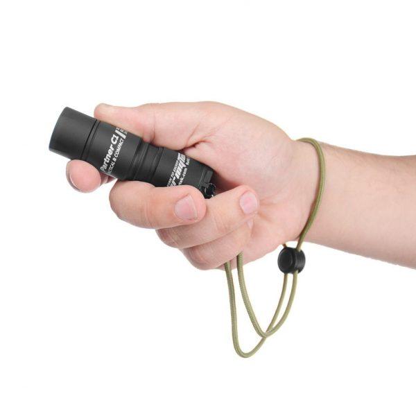Тактический фонарь Armytek Partner C1 v3 XP-L (белый свет) 2