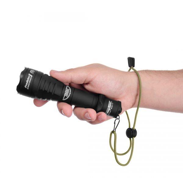 Тактический фонарь Armytek Predator Pro v3 XHP35 HI (белый свет) 2