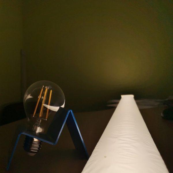 Пылевлагозащищенный светильник линейный накладной 4000К