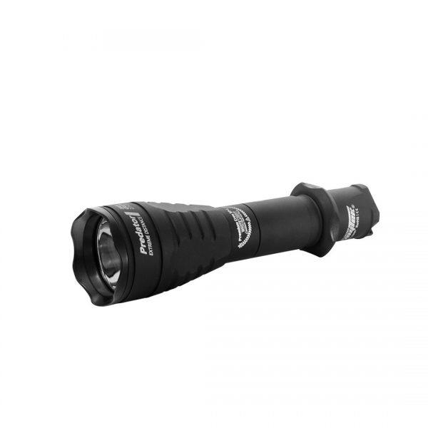 Тактический фонарь Armytek Predator v3 XP-E2 (зелёный свет) 1
