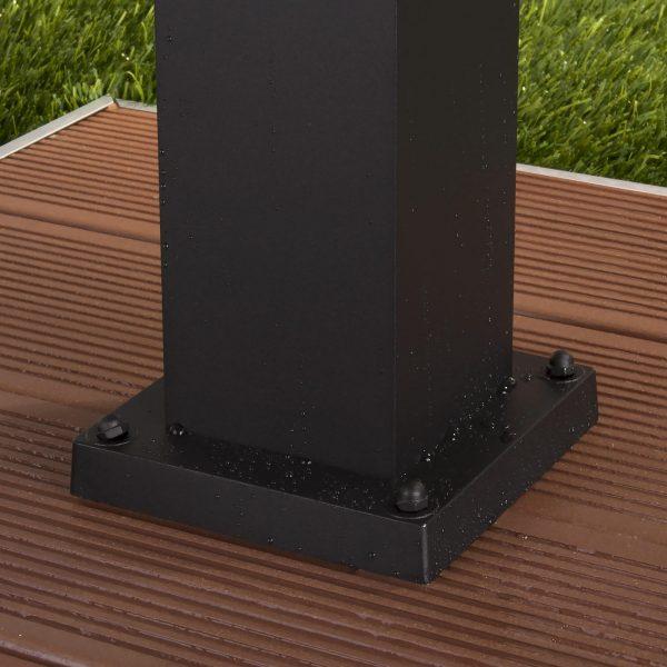 Ландшафтный светильник 1406 TECHNO черный IP54 2