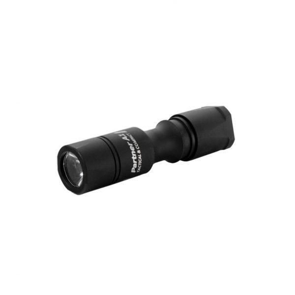 Тактический фонарь Armytek Partner A1 v3 XP-L (тёплый свет) 1