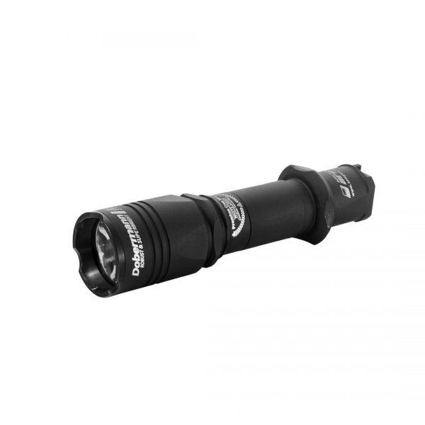 Тактический фонарь Armytek Dobermann XP-L (белый свет) 1