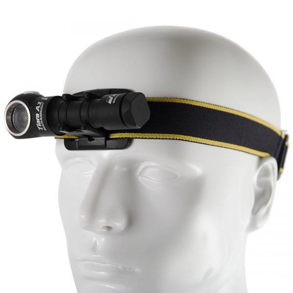 Налобный фонарь Armytek Tiara A1 Pro v2 XP-L (белый свет) 2
