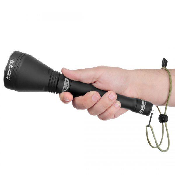 Поисковый фонарь Armytek Barracuda Pro v2 XHP35 HI (тёплый свет) 2