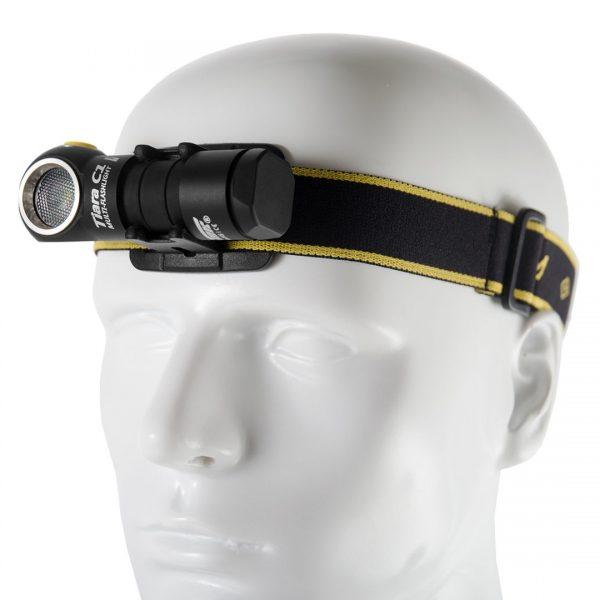 Налобный фонарь Armytek Tiara C1 Pro v2 XP-L (тёплый свет) 2