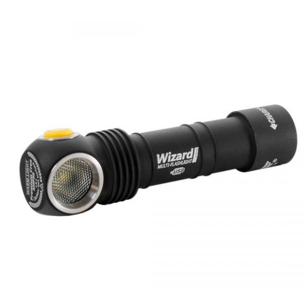 Налобный фонарь Armytek Wizard Pro Magnet USB XHP50 (белый свет)+18650 Li-Ion 1