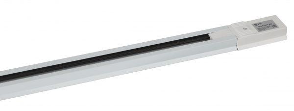 Шинопровод TR6 - R 2W-1 WH 1 метр