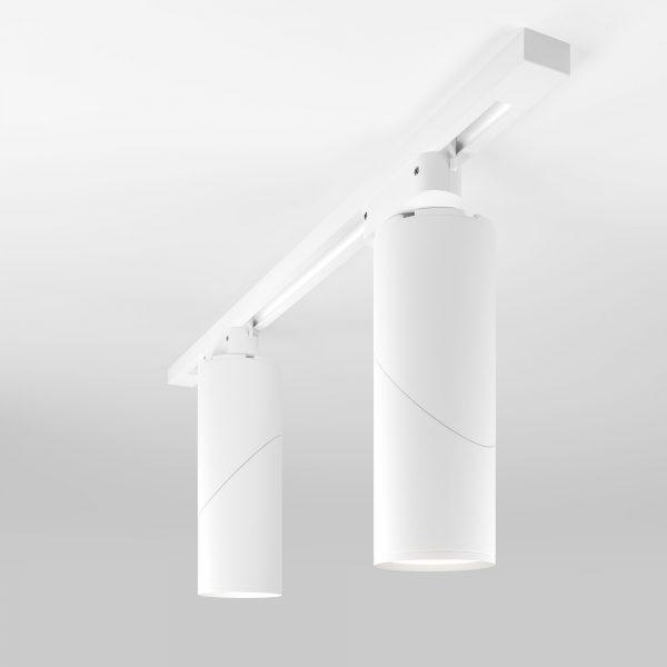Трековый светильник в наличии и под заказ белый