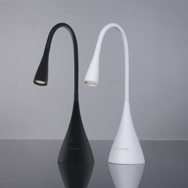 Настольный светодиодный светильник Lola белый матовый TL80990 2